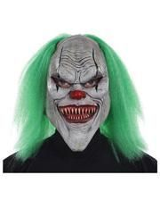 Zombie Clown Horror Maske