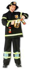 Firefighter Costume thirst quencher XL