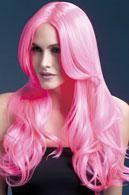 Women Percke Khloe neon pink