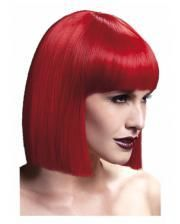 Lola Damen Perücke rot