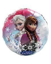 Foil Balloon Disney Frozen Holographic