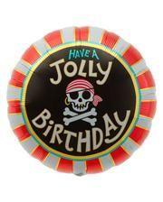 Jolly Birthday Folienballon