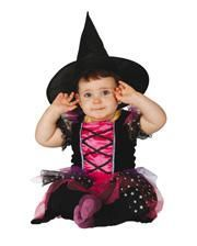 Naughty Witch Costume Toddlers