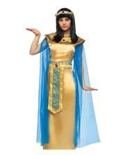 Golden Cleopatra Costume