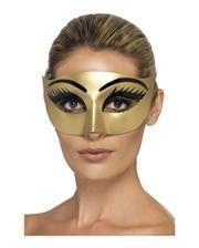Golden Cleopatra eye mask