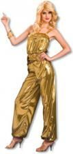 Goldener Diva Jumpsuit
