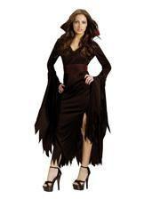Gothic Vampire Lady Costume ML