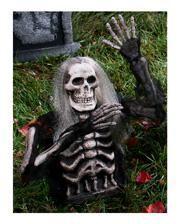 Grave guardian Steckfigur Black