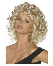 Grease Sandy Wig blond