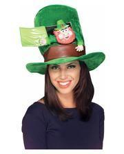 Green Goblin Hat