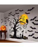 32-teilige Spooky Wand Dekoration