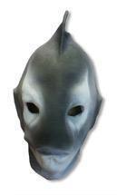 Haifisch Maske aus Schaumlatex