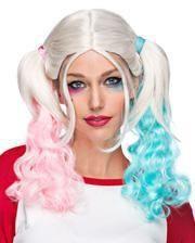 Harley Cosplay Wig
