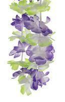 Hawaii Blütenkette lila