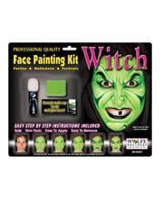 Witches Make Up Set with Instructions