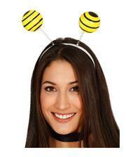 Haarreif Biene als Kostümaccessoire