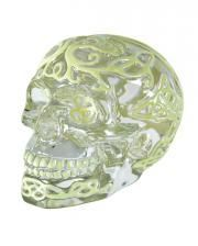 Celtic Skull made of Polyresin