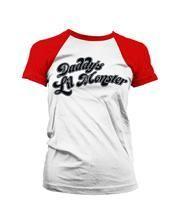 Harley Quinn Suicide Squad KurzarmT-Shirt
