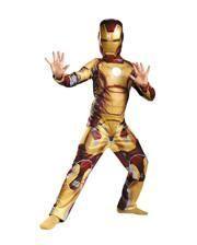Marvels Iron Man 3 Kinderkostüm