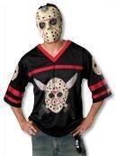 Jason costume with mask