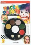 Fasching Make Up Set für Kinder