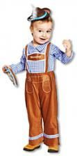 Oktoberfest Kostüm für Kinder