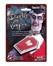 Kleine Vampireckzähne