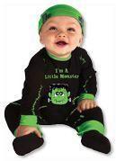 Kleines Monster Baby Kostüm
