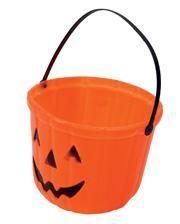 Halloween Kürbis Eimerchen