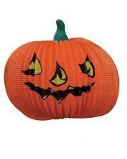 Pumpkin lantern / pumpkin lantern 36 cm
