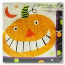 Pumpkin Face Napkins