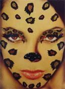 Xotic Eyes Leoparden Make Up Set