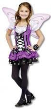 Purple Elf Child Costume