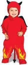 Mini Devil Toddler Costume