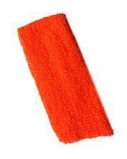 Neon Orange Headband