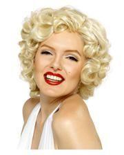 Lizenzierte Marilyn Monroe Perücke