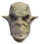 Ork Mask Foam Latex Flesh