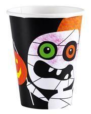 Halloween Monster Partybecher 8 Stück
