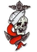 Patches skull sailor