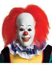 Horror Clown Maske Pennywise