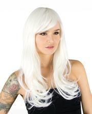 Wig Kristen white