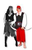 Seeräuber Kostüm XL