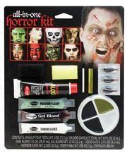 Family Horror Make Up Kit