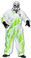 Radioactive Suit Plus Size Costume