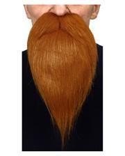 Raiders beard red