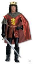 Richard the Lionheart Costume Xtra Large