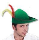 Robin Hood Hut grün