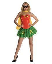 Sexy Robin Corsagen Kostüm