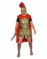 Römischer Gladiator Herrenkostüm