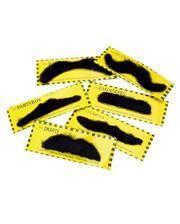 Schnurrbart 12er Pack